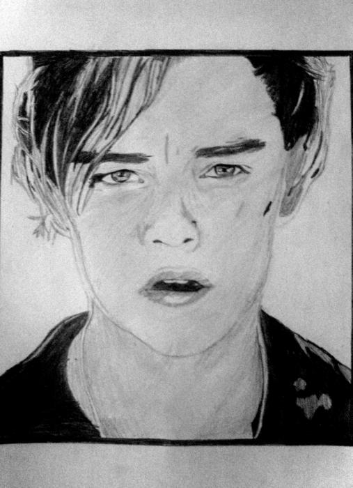 Leonardo DiCaprio by manonw08